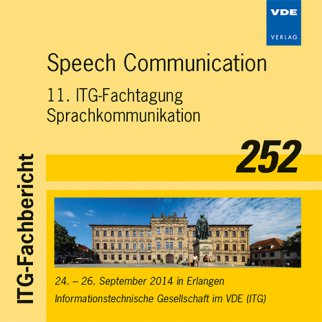 ITG-Fb. 252: Speech Communication
