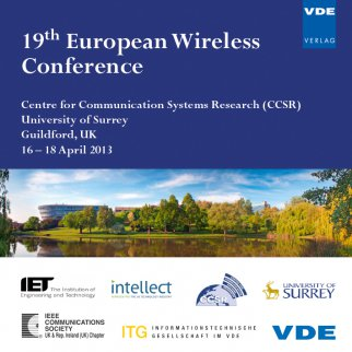 19th European Wireless Conference