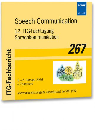 ITG-Fb. 267: Speech Communication