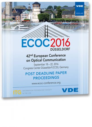 ECOC 2016 Post Deadline