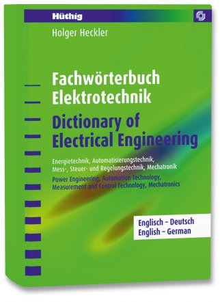 Fachwörterbuch Elektrotechnik – Dictionary of Electrical Engineering