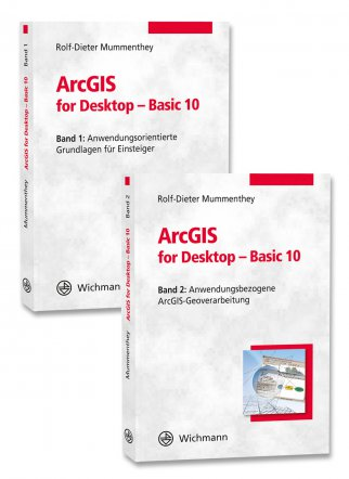 ArcGIS for Desktop - Basic 10 (Set)