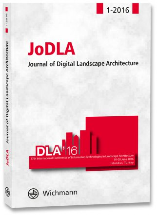 JoDLA – Journal of Digital Landscape Architecture 1-2016