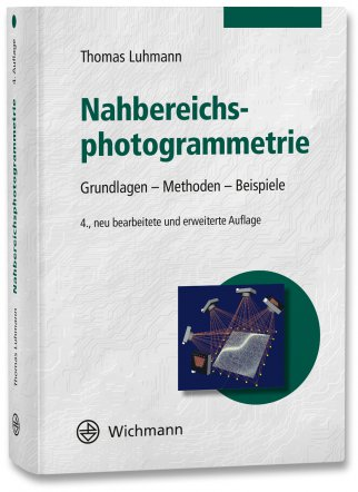 Luhmann, Thomas: Nahbereichsphotogrammetrie