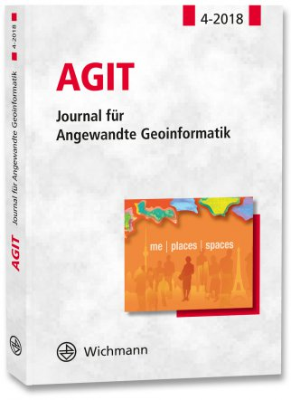 Strobl, Josef; Zagel, Bernhard; Griesebner, Gerald; Blaschke, Thomas (Hrsg.): AGIT 4-2018