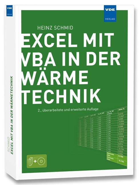 Excel mit VBA in der Wärmetechnik - BÜCHER - VDE VERLAG