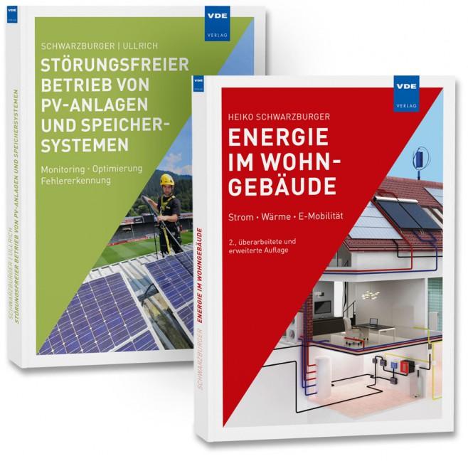 Strom und Wärme im Gebäude (Set) - BÜCHER - VDE VERLAG