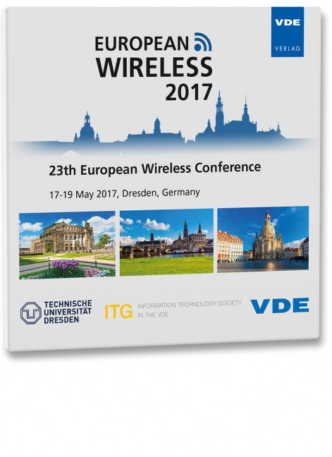 European Wireless 2017 Books Vde Publishing House