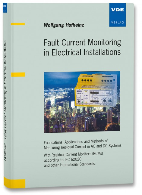Fault Current Monitoring In Electrical Installations · Larger