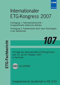 Internationaler ETG-Kongress 2007