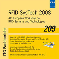 RFID SysTech 2008