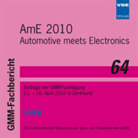AmE 2010 - Automotive meets Electronics