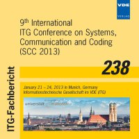 ITG-Fb 238: 9th International ITG Conference on Systems, Communication
