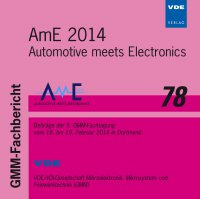 AmE 2014 – Automotive meets Electronics