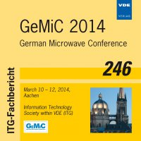 GeMiC 2014 (ITG-FB 246)
