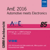 AmE 2016 – Automotive meets Electronics