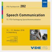 ITG-Fb. 282: Speech Communication