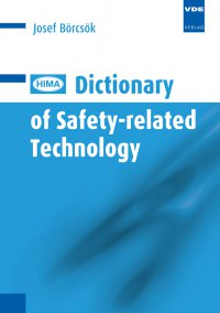 HIMA Dictionary of Safety-related Technology