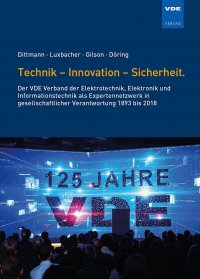 Technik - Innovation - Sicherheit.