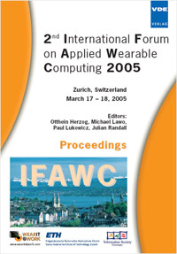 IFAWC - International Forum on Applied Wearable Computing