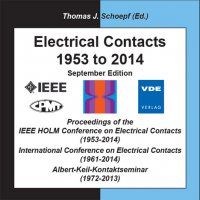 Electrical Contacts 1953 to 2014, September Edition