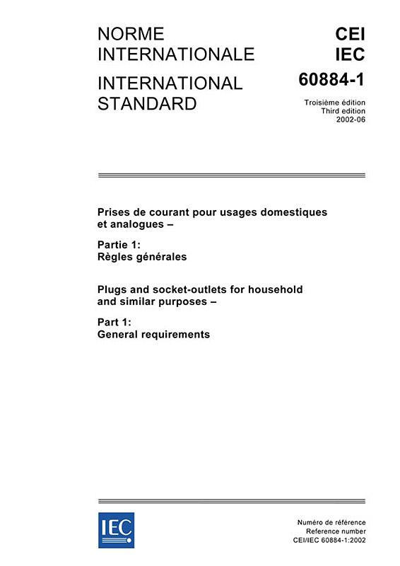 IEC 60884-1:2002