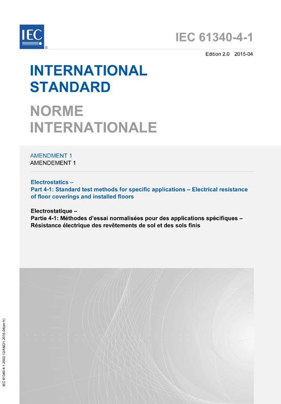 Iec 61340 5 part 1 pdf