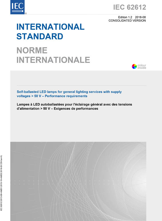 Cover IEC 62612:2013+AMD1:2015+AMD2:2018 CSV (Consolidated Version)